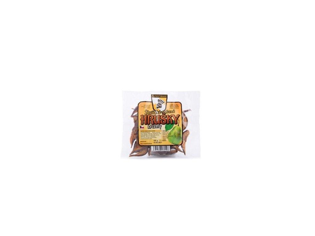 Žlutnické sušené hrušky 100g