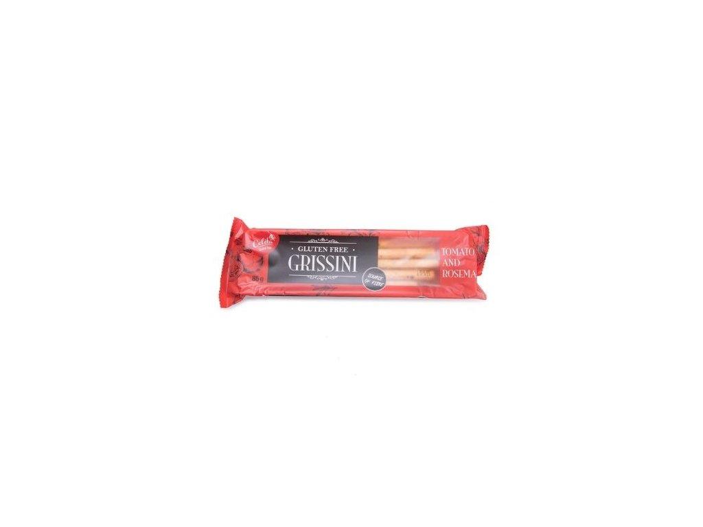 Grissini rajče a rozmarýn 85g