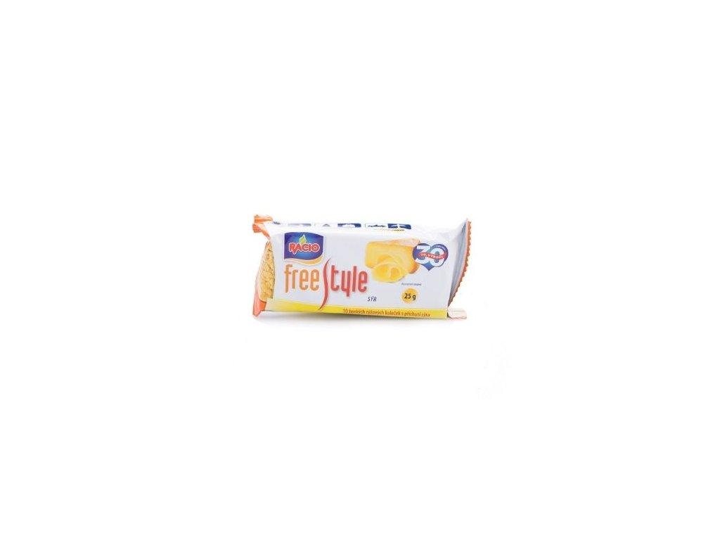 Free style - sýr 25g