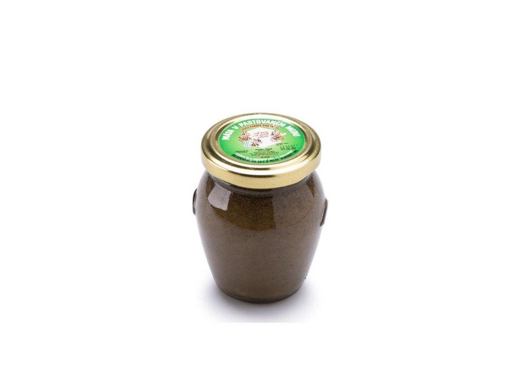 Máta v pastovaném medu 180g