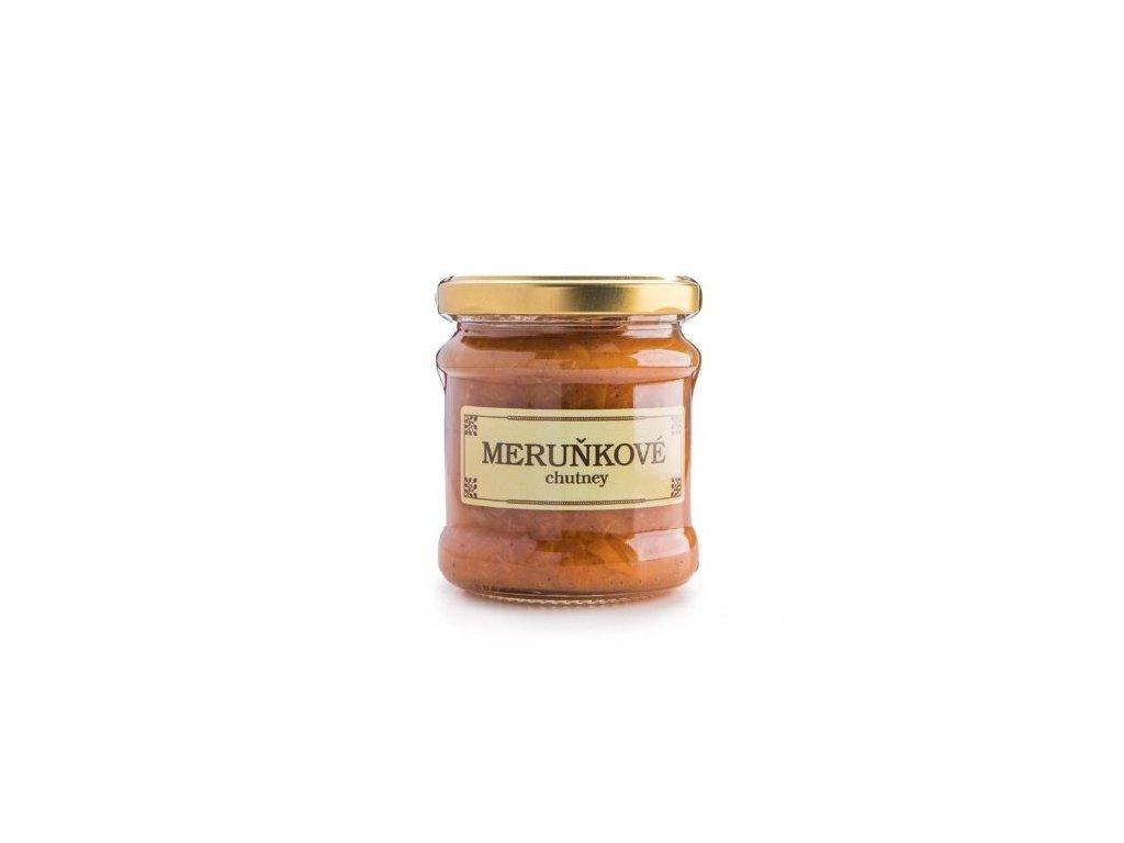Meruňkové chutney