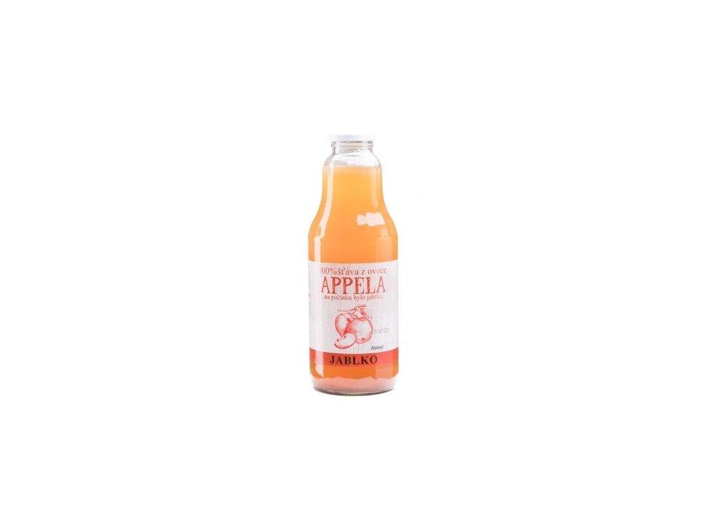 100% šťáva z ovoce - jablko 1l