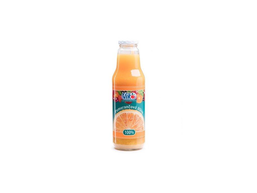 Pomerančová šťáva 100%