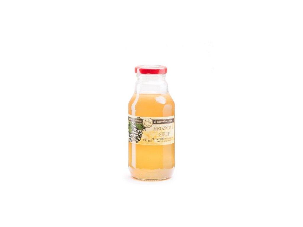 Hroznový sirup (bílé hrozny)