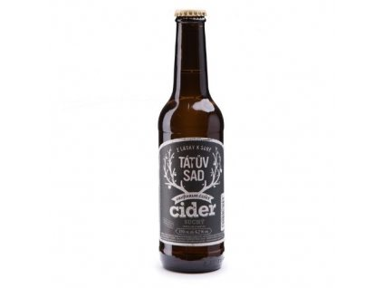 Cider suchý