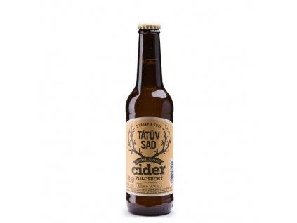 Cider polosuchý