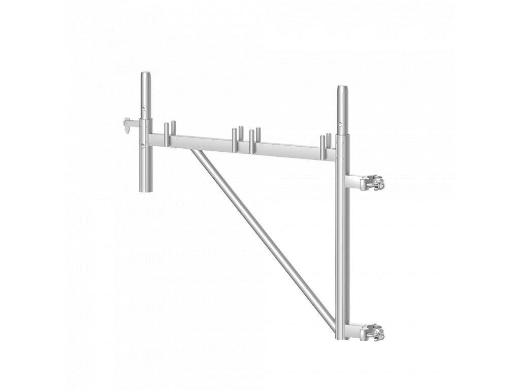 KR1R | Konzola rámová | 650 mm (2podlahy)
