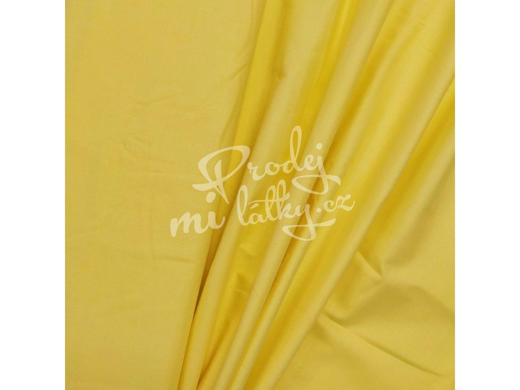 Plátno - Žlutá š. 161