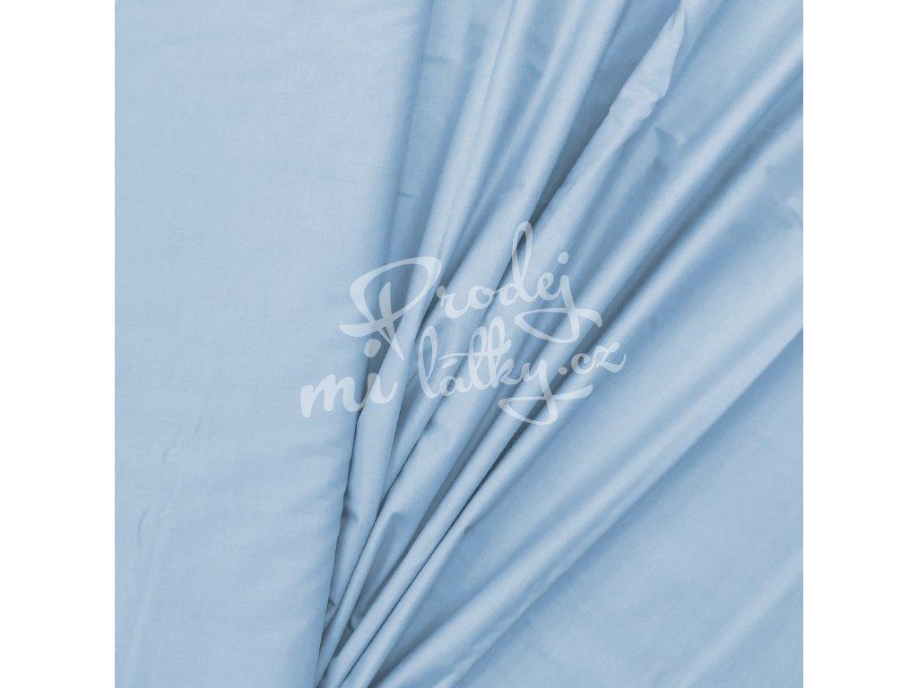 2100 Plátno Světle modrá š