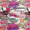936 Komix bubliny růžový