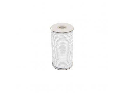 Pruženka klobouková 2mm - bílá