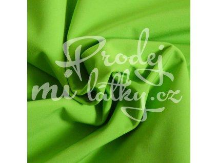 neonově zelená