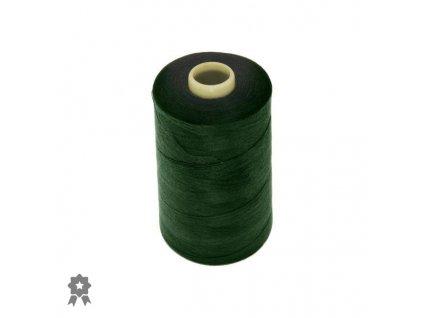 1474 Overlockové nitě ntf tmavě zelená