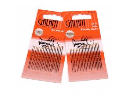 1486 Galant dlouhé jehly pro ruční šití