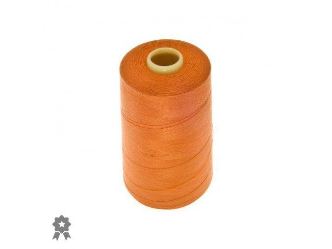 1812 Overlockové nitě ntf 120 40 2 5000y oranžová