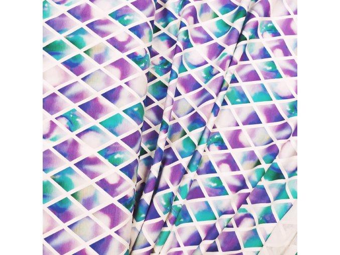 Úplet - Crystal Magic, diamant modrý