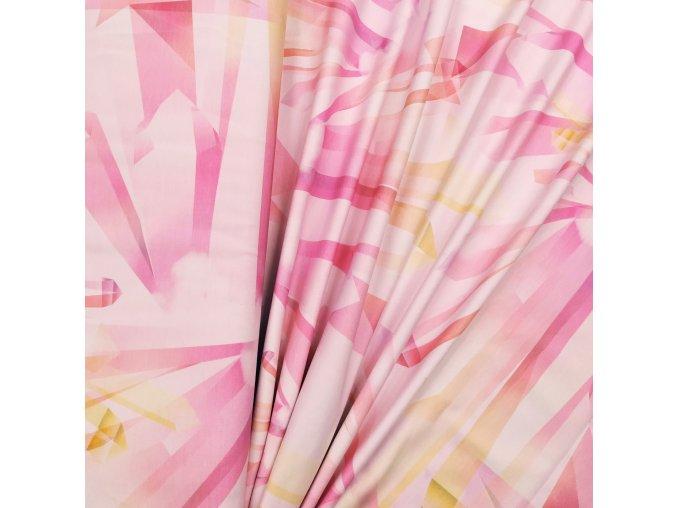 Úplet - Crystal Magic, růžová