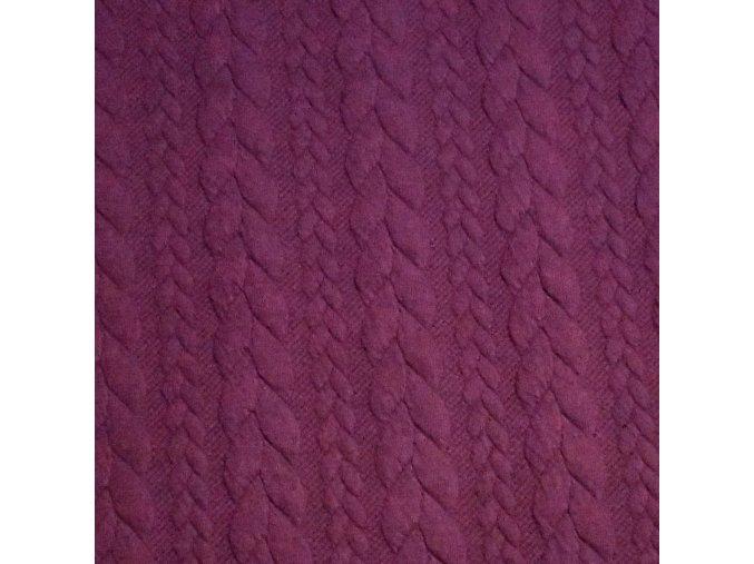 585 fialová