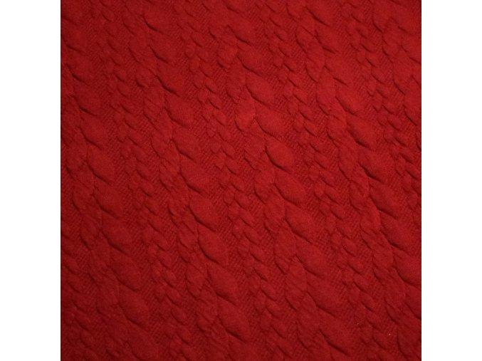 587 červená
