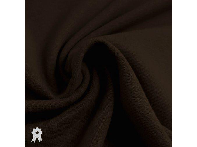 348 Náplet Čokoládově hnědá