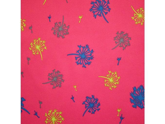 706 Pampeličky na růžové