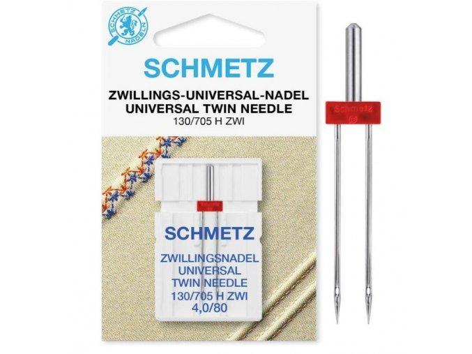 533 DVOJJEHLA Schmetz 705 H ZWI UNIVERSAL 904,0