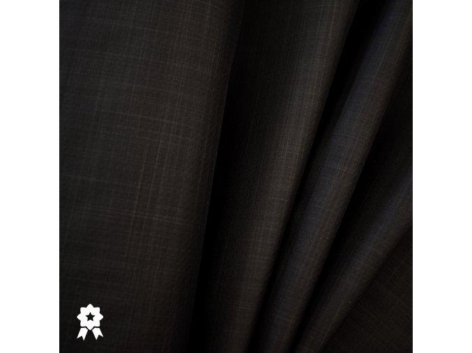 Jarní softshell - Černá mřížka