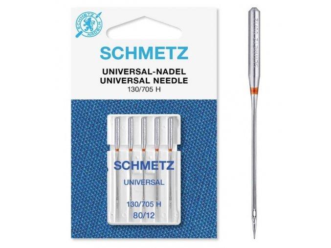 996 Jehly Schmetz strojové 705 H UNIVERSAL 80