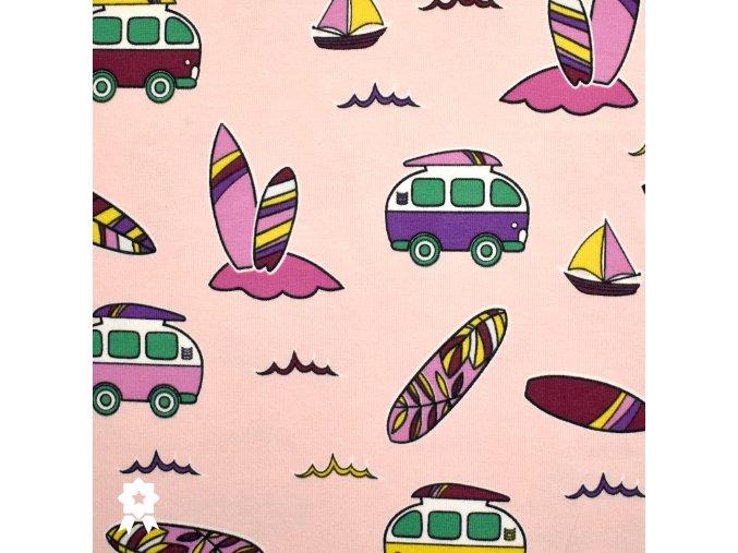 1002 Autobus na růžové