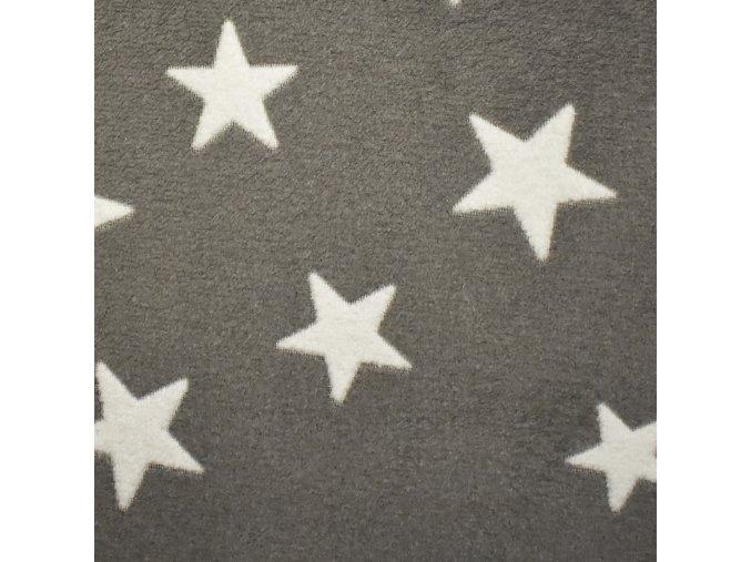 1115 Šedý, bílé hvězdy