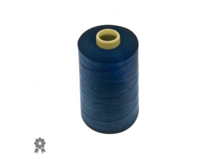 1124 Overlockové nitě ntf Tmavě modrá