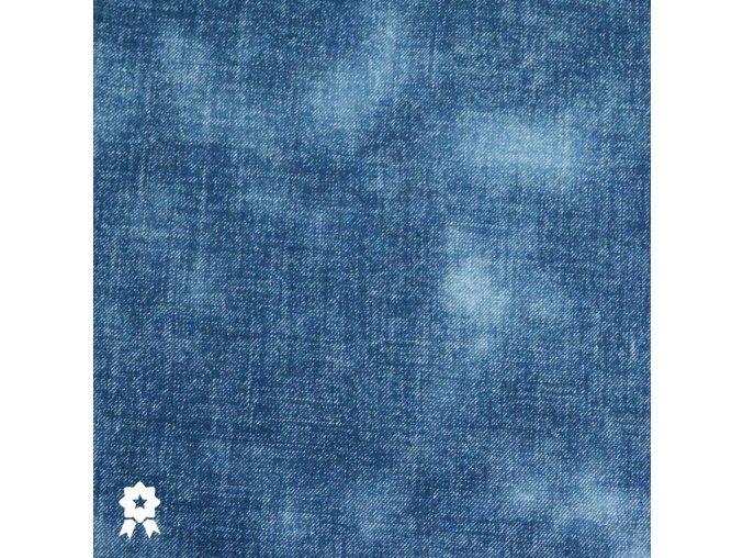 541 jeans modrá
