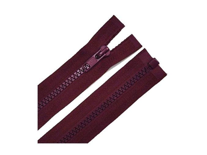 kostěný zip bordó prodej mi latky