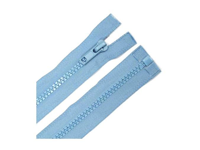 kostěný zip světle modrá prodej mi latky