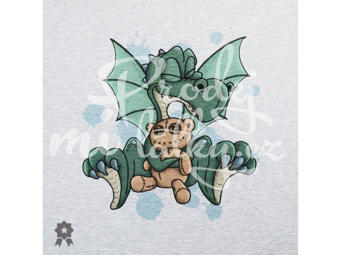 Mazlící drak