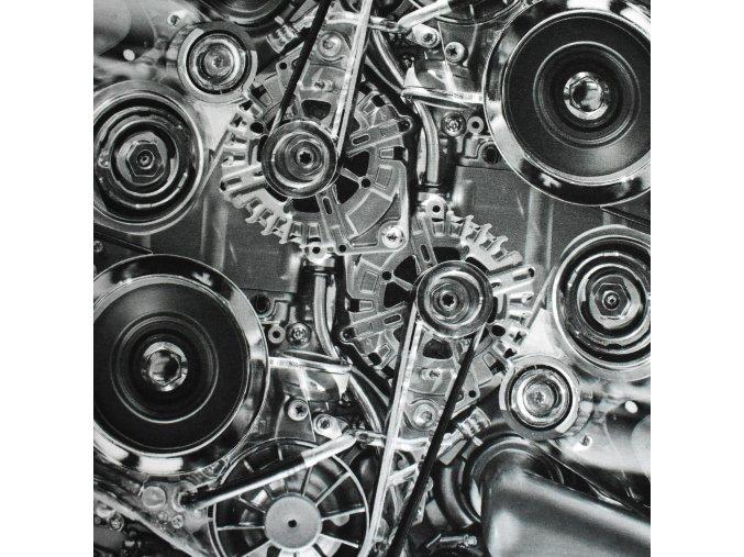1423 Teplákovina Motor