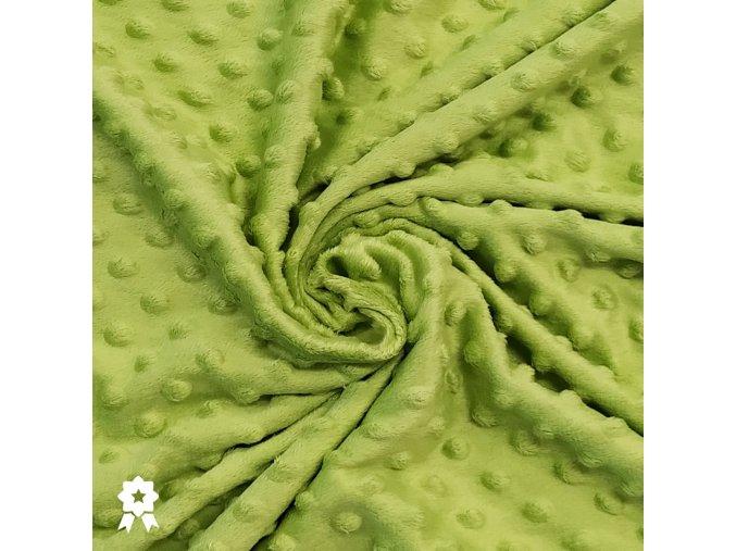 1503 Minky Jablkově zelená