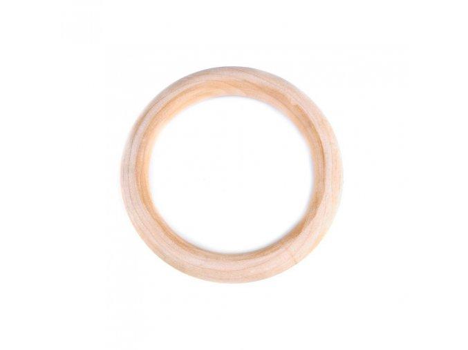 1672 Dřevěný kroužek