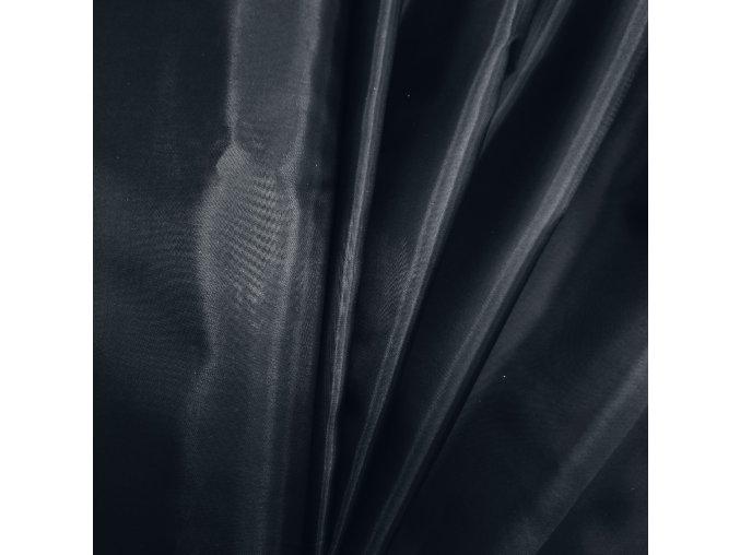 Podšívkovina - Černá