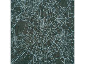 Teplákovina, panel - Urban 65x160xm