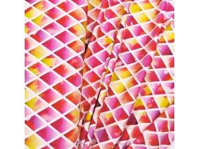 Úplet - Crystal Magic, diamant růžový