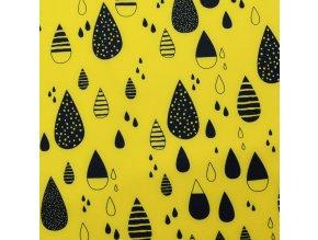 575 Kapky na žluté