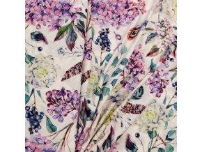 Umělé hedvábí | Silky - Šeříky