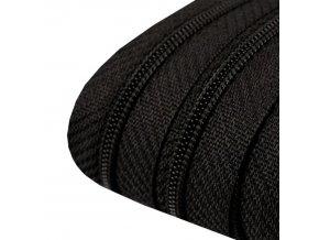 Z5 Nekonečný zip spirálový 3mm, černá