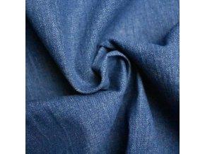 677 modrá