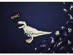 69 Úplet, magický panel Dinosaur