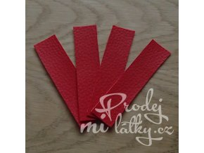 červená obdelník