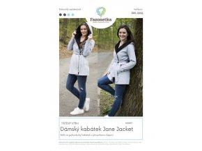 Dámský kabátek Jane Jacket 0