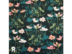 985 Barevné květy