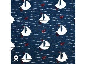 989 Lodičky na moři